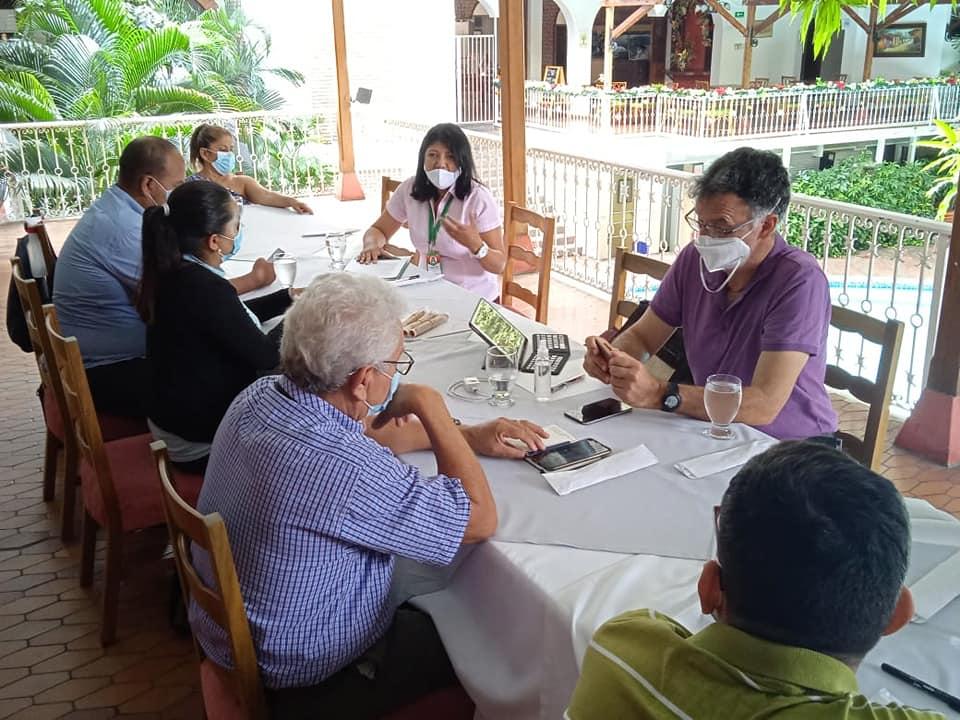 Neiva Huila Colombia www.corpehuila.com Los ganadores del Premio Departamental de Periodistas, fueron exaltados por el gremio periodístico, en acto organizado en Neiva, Huila, con la guarda de las medidas de bioseguridad, para prevenir contagio del COVID-19.
